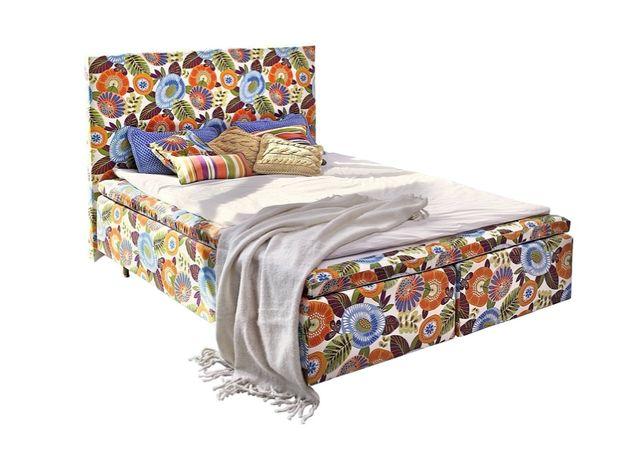Łóżko Sypialnia z materacem 160x200 idealne Swarzędz Duke