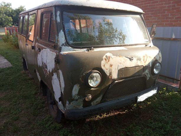 Продам УАЗ-452, 1979р.в.
