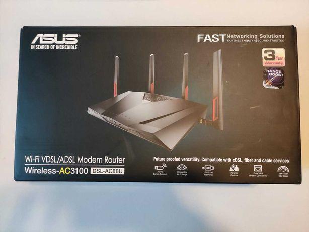 Router Modem ASUS DSL AC 88 U