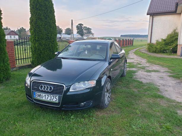 Audi a4b7 quattro