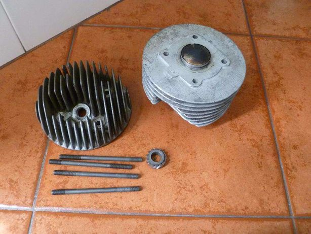 Kit Original Vespa 50 PK/FL2
