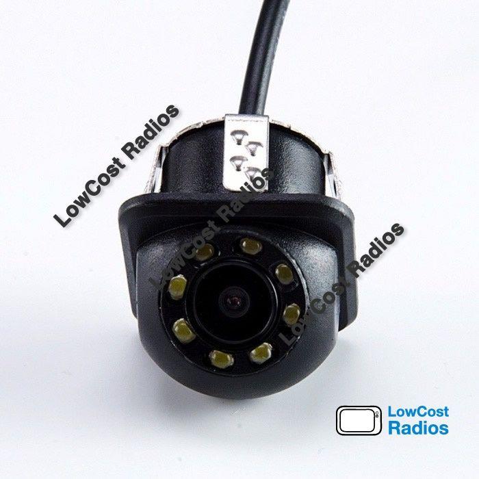 Cameras Traseiras Universais para Rádios Multimédia São Mamede De Infesta E Senhora Da Hora - imagem 1