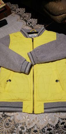 Kurtka-bluza 134 rozmiar