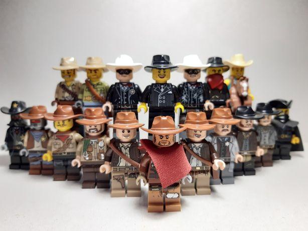 Lego (лего) фигурка Ковбой, Рейнджер, Шериф и т.д. - оригинал