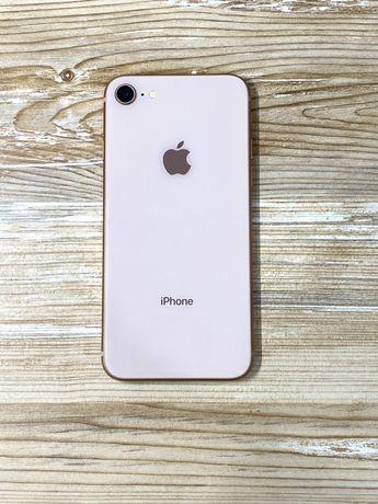 iPhone 8 64 Gb Gold Neverlock идеал!