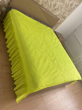 Покривало на двоспальне ліжко
