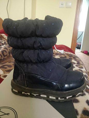 Чоботи зимові чобітки