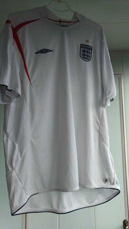 Футболка сборной Англии 2005-2007 гг