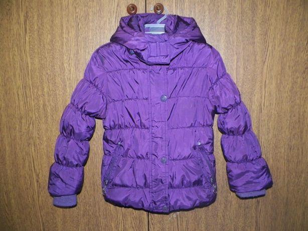 куртка демисезонная,парка,пуховик осень-весна на девочку