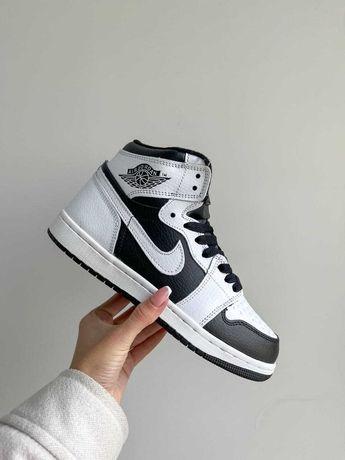 Зимние Женские Кроссовки Nike Air Jordan 1Retro (Мех)36-37-38-39-40-41