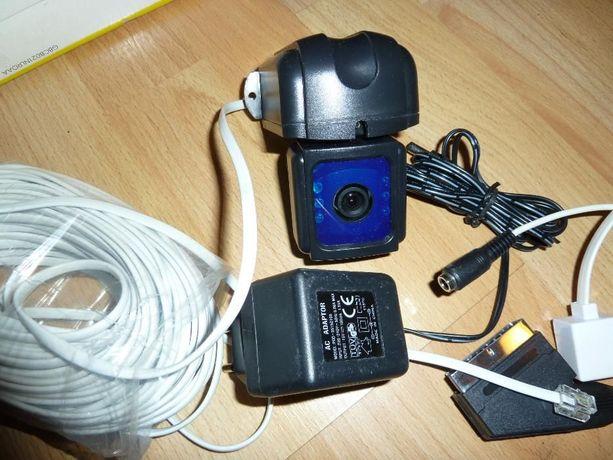 Kamera monitorująca ELRO C700 komplet do telewizora lub wideo infrarot