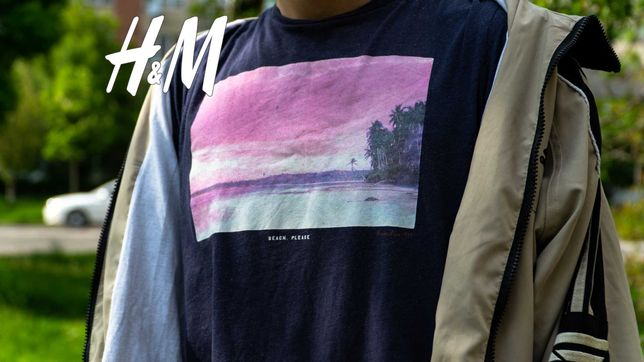 Легка футболка H&M