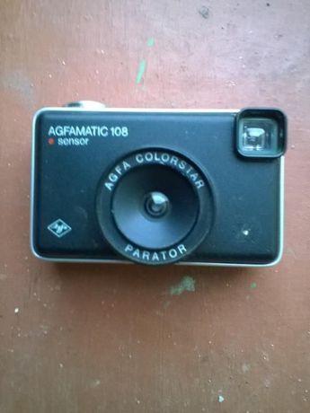 Maquina fotográfica Agfa Matic