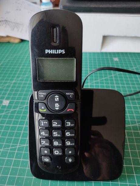 Telefone sem fio Philips CD18X - como novo