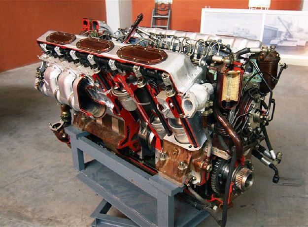 /CD/ plyta Tank Engine Czolg T34 / T55 6250 KM diagram spectrum new