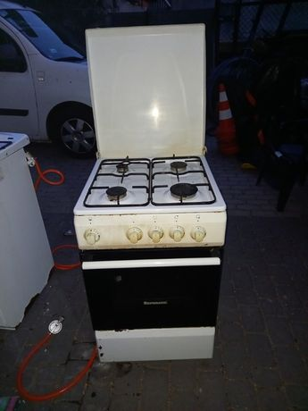 Kuchenka gazowa (piekarnik/ palniki)