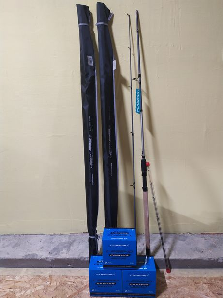 Набір Flagman Legend Picker 3m 60g + Legend Feeder 4500