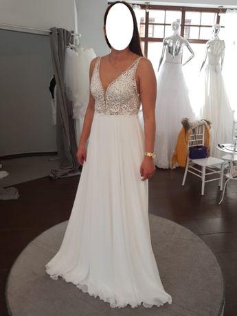 Suknia ślubna na 165 cm