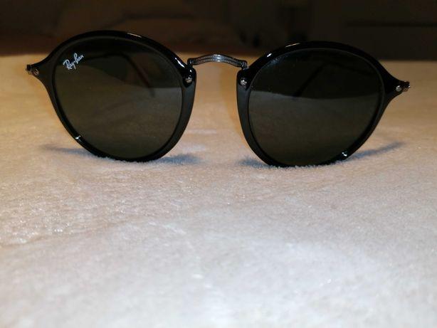 Óculos RAY-BAN Round Fleck - Portes Incluídos