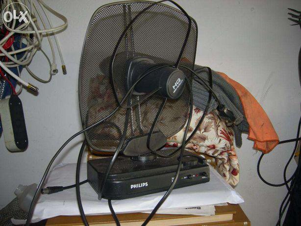 antena casa interior
