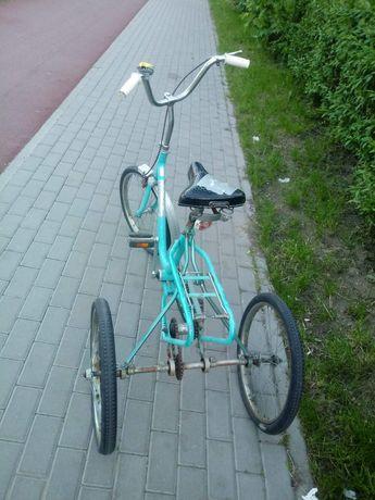 Sprzedam rower trojkolowy