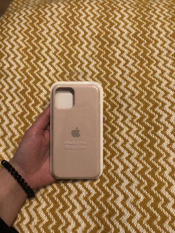 Etui case Iphone 11 pro jasny róż