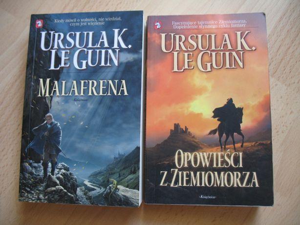 Ursula K. Le Guin Malafrena Opowieści z Ziemiomorza
