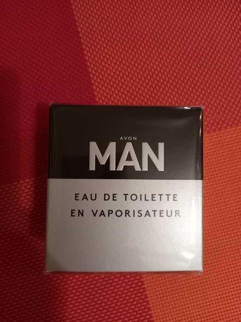 Мужская туалетная вода Avon Man, 75 мл