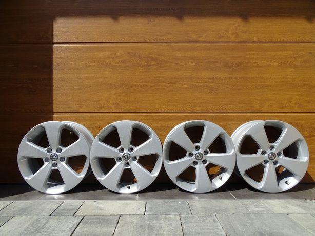 Felgi R17 5x105 Opel z CZUJNIKAMI