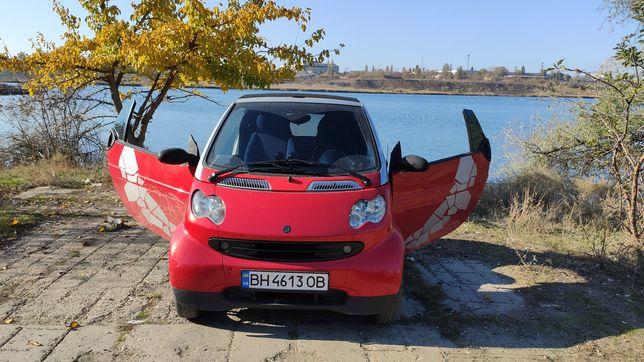 Smart 06 turbo cabrio
