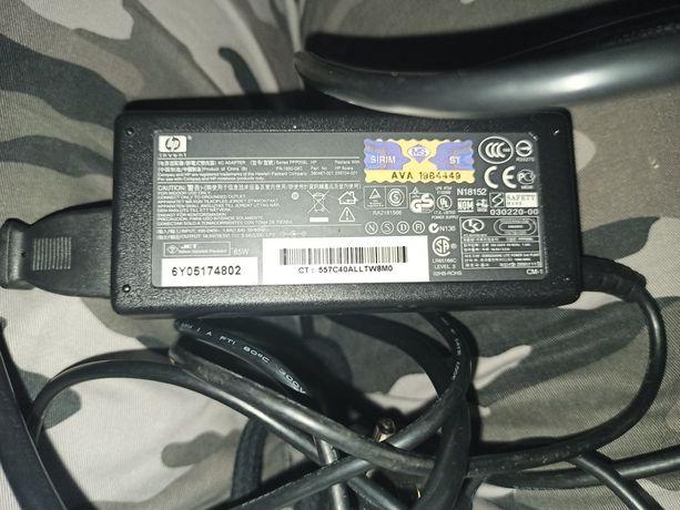 Zasilacz, ładowarka do laptopa HP 65w