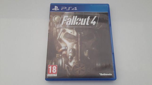 FALLOUT 4 po polsku PS4 stan 5/6!!