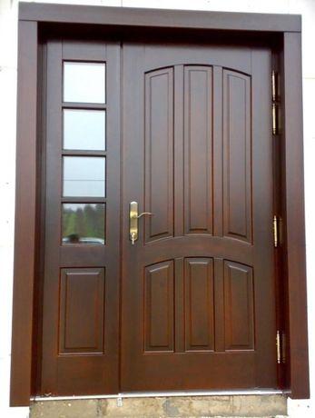 Drzwi drewniane od producenta