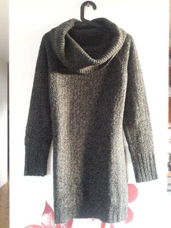 Sweter_tunika_ długi_M