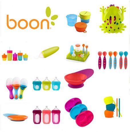 Детская посуда Boon. Тарелочки, ложечки, бутылочки, сушки для посуды.
