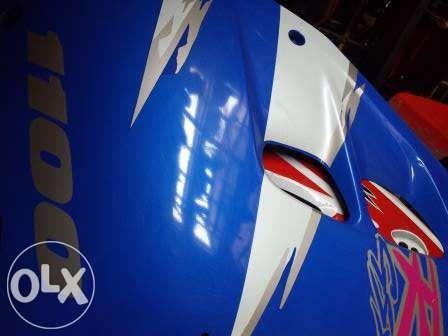 Suzuki GSXR 1100 peças usadas