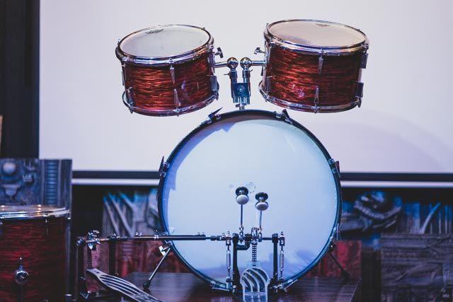 Perkusja Tacton klasyk z lat 60