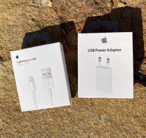 Оригинальный кабель для iphone 8 шнур зарядка на/для айфон Apple