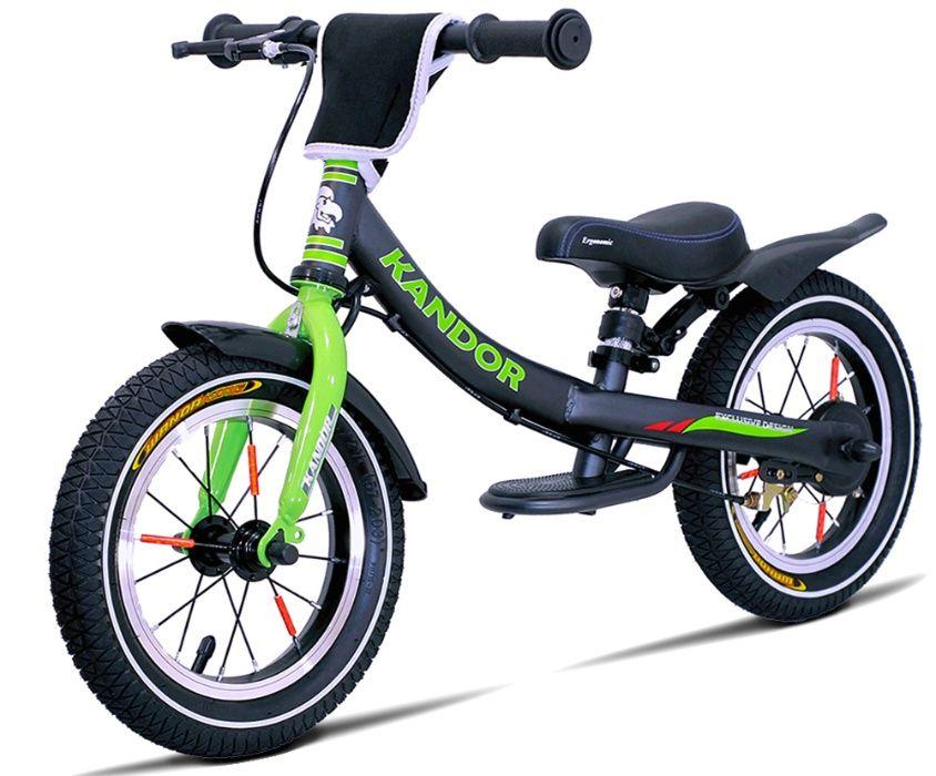 Беговел Kandor Ultra 2021 (air. green)