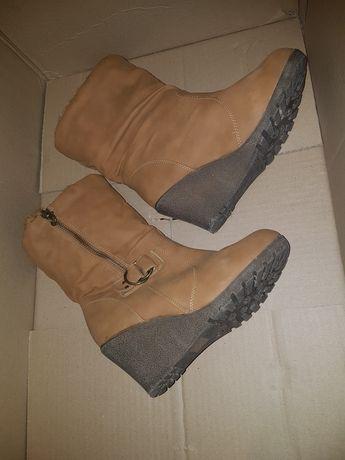Buty na zimę w rozmiarze 37