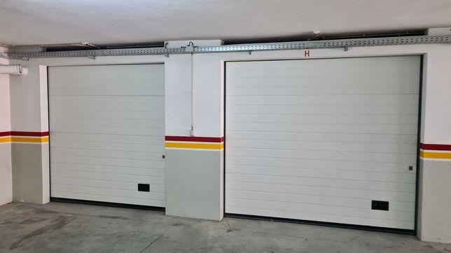 Garagem Caxinas para um carro