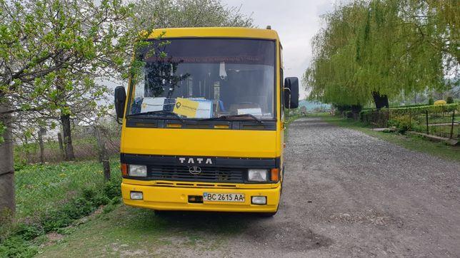 Еталон Автобус, Баз, Тата.