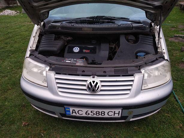 VW Sharan 2001