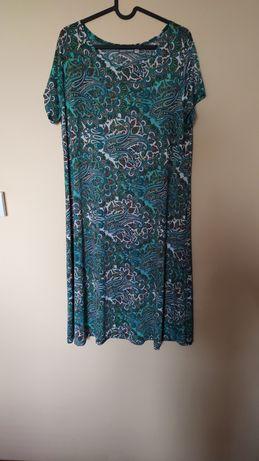 Sukienka we wzory Grey Wolf r. 44