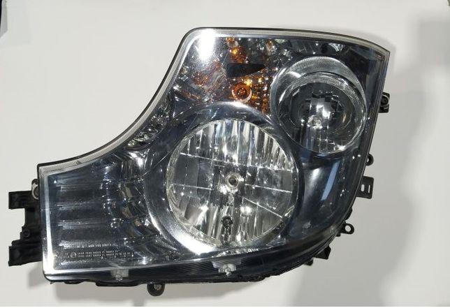 Lampa MP4 Mercedes Actros