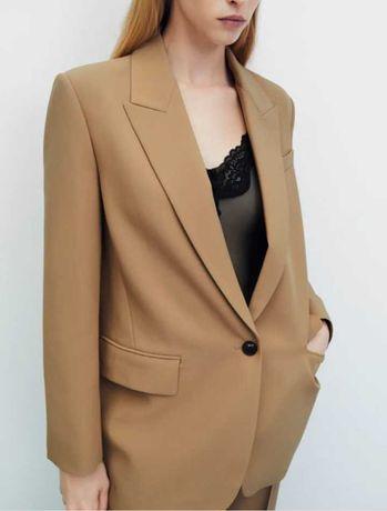 Пиджак/блейзер оверсайз Zara (XS S M L)