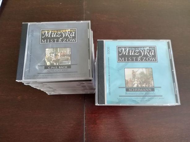 "Kolekcja płyt CD ""Muzyka mistrzów"""