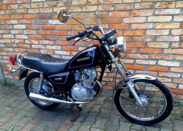 Suzuki GN 125  Oryginał Super Stan  ***Transport***