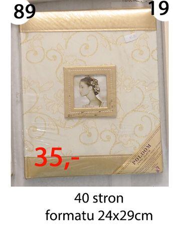 Ślubny tradycyjny album na zdjęcia *Cena hurtowa*