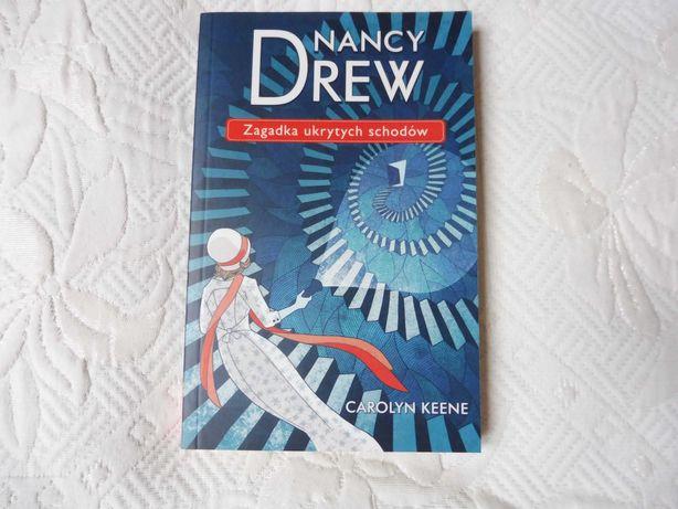 Zagadka ukrytych schodów Nancy Drew 2 Carolyn Keene